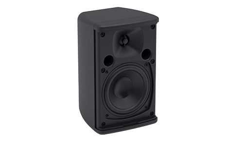 A40T Ultra-Compact two-way on-wall system