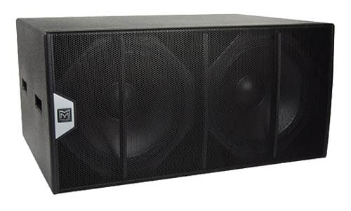 B218 Dual-Driver Subwoofer