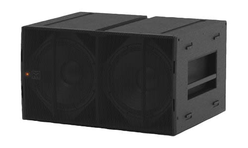 "DSX 2x18"" Subwoofer for MLA Compact"