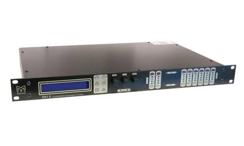 DX1.5 2-in-6-out System Controller