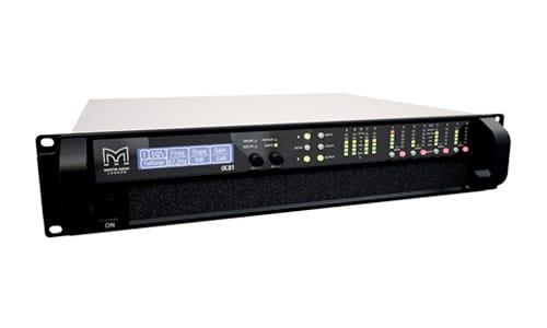 iK81 Eight-channel Class D amplifier