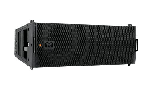 "MLA Compact Active Array Featuring 2x10"" LF"