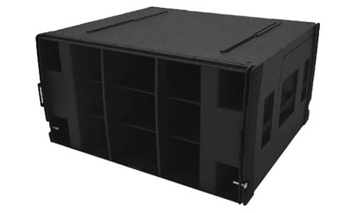 "MLX 2x18"" Subwoofer for MLA"