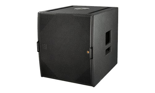 """PSX Compact 15"""" Self-powered Subwoofer"""