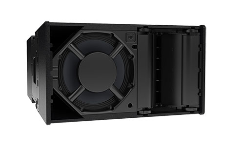 T1215 Constant Curvature Array Cabinets