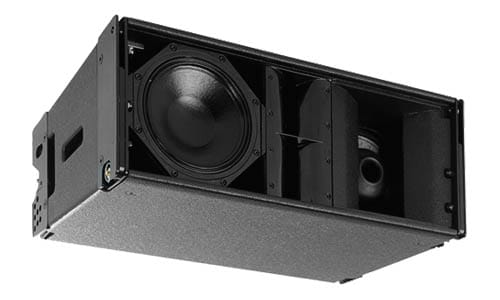 "W8LM 2x8"" Miniature Line Array"