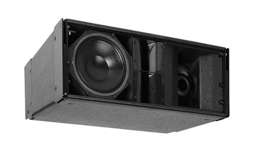 "W8LMI 2x8"" Miniature Line Array"