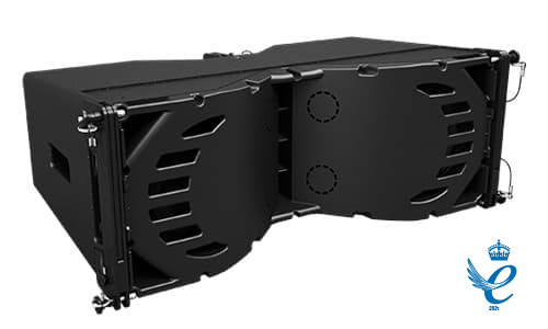 WPS Three-way, passive line array element