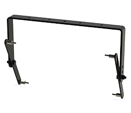 CDDYA12B-WR. Weatherised Yoke Assembly (Black - Landscape Only)