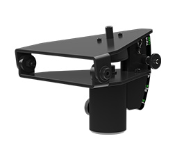 T12POLERIG. Pole-mount bracket for T12 cabinets