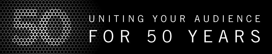Martin Audio - Uniting Your Audience for 50 years