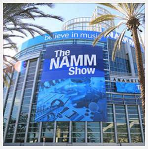 Namm Show 2020.Namm 2020 Jan 16 19 2020 California Usa