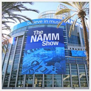 2020 Namm Show.Namm 2020 Jan 16 19 2020 California Usa