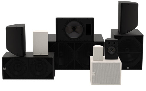 CDD/CDD-WR Series | Passive Indoor & Outdoor Speakers & Subs