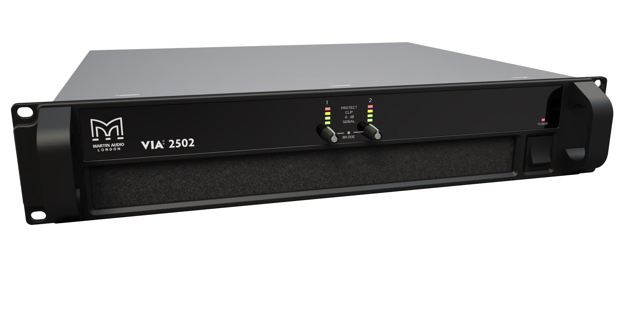 Đẩy công suất VIA2502
