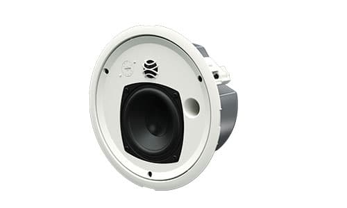 ACS-40TS. Ultra-Compact 4inch Two-Way Ceiling Speaker