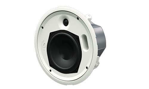 ACS-55TS. Compact Two-Way 5.25inch Ceiling Speaker - Shallow