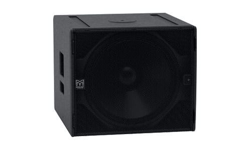 CSX-LIVE 118 | Compact, Direct Radiating Powered Subwoofer | CDD-LIVE! Series