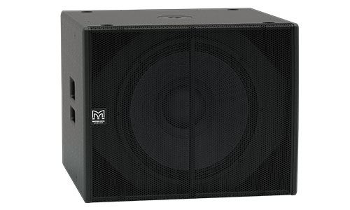 DDX118 | Compact, Direct Radiating Subwoofer | DDX Series