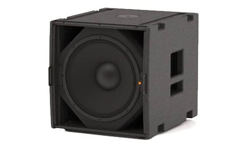 """MSX - 15"""" Subwoofer and Power Plant for MLA Mini 