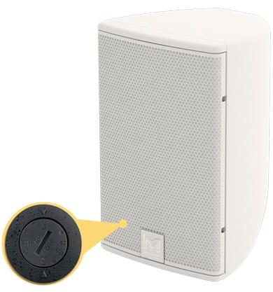 CDD6TX-WR Loudspeaker - White