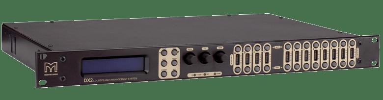 Martin Audio DX2 Loudspeaker Management System