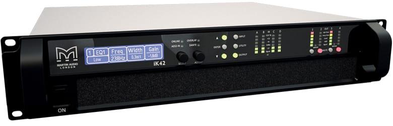iKON iK42 | High Power, Four-Channel Class D Amplifier