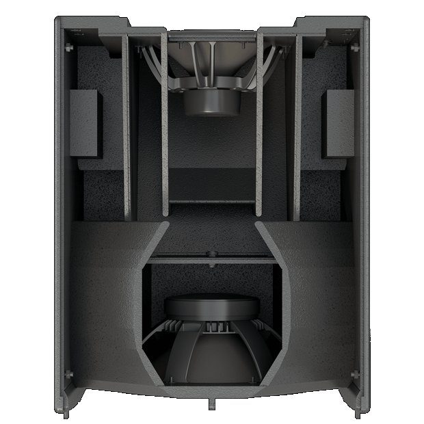 SXCF118 Internal View