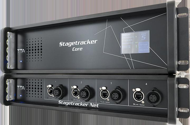 Đẩy công suất Stagetracker II