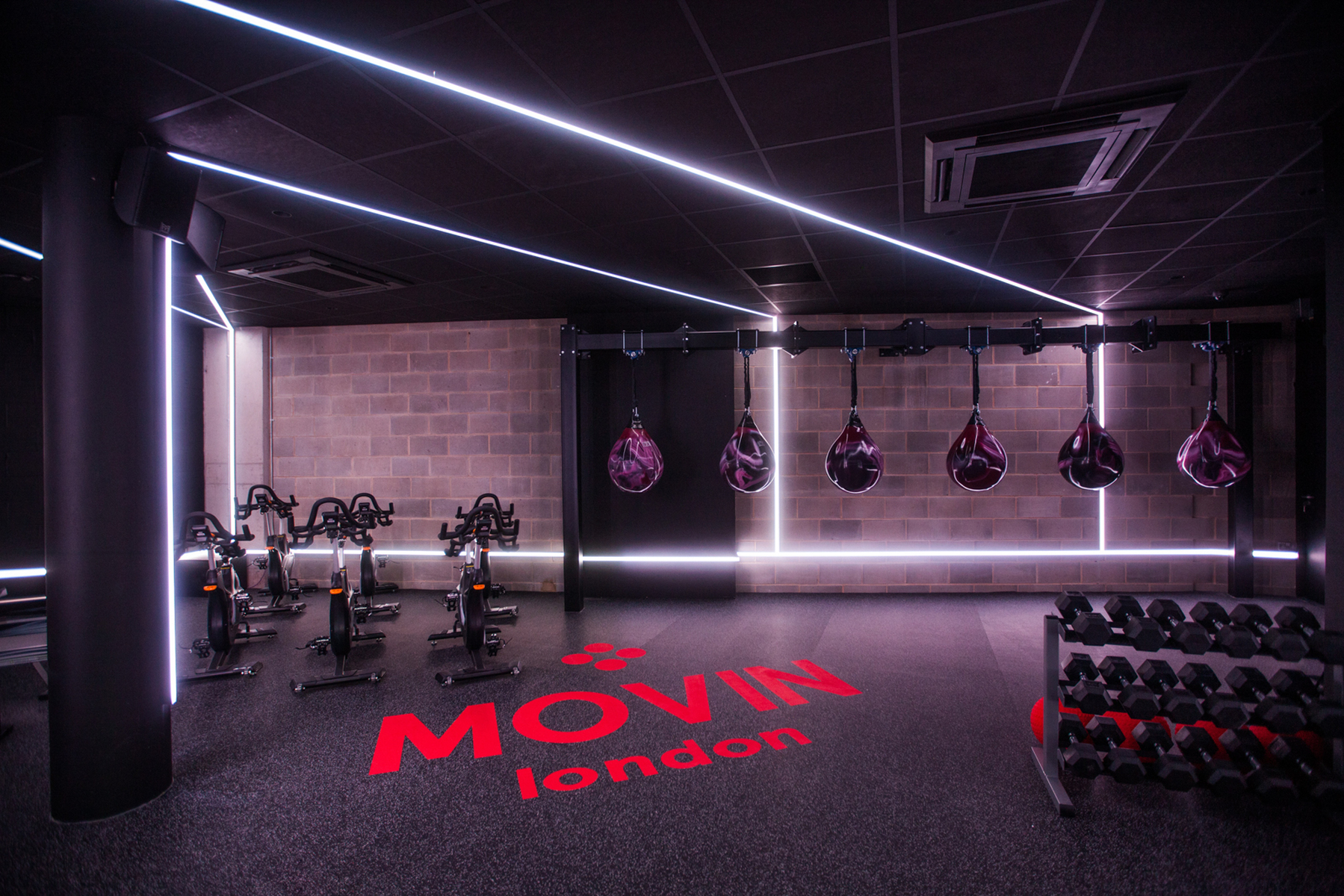 Workout refuel best gyms with a health café in london hip