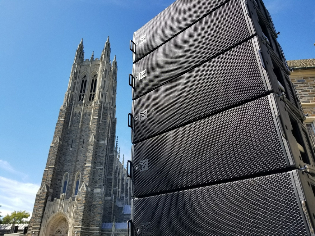 Rmb Covers Duke University Presidential Inauguration With ...