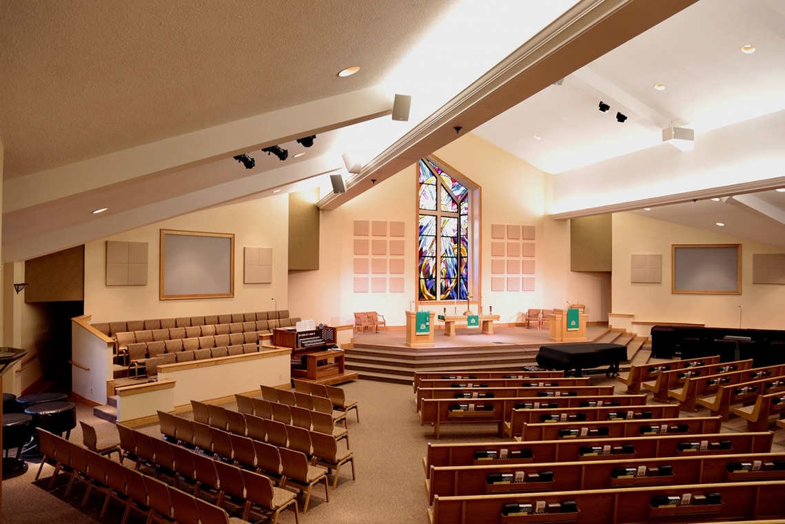 Systemmax Avl Upgrades Church Of The Saviour Umc With
